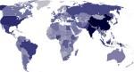 Топ самых стран по численности. Страны по численности населения.