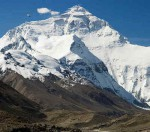 Эверест — самая высокая гора. Джомолунгма