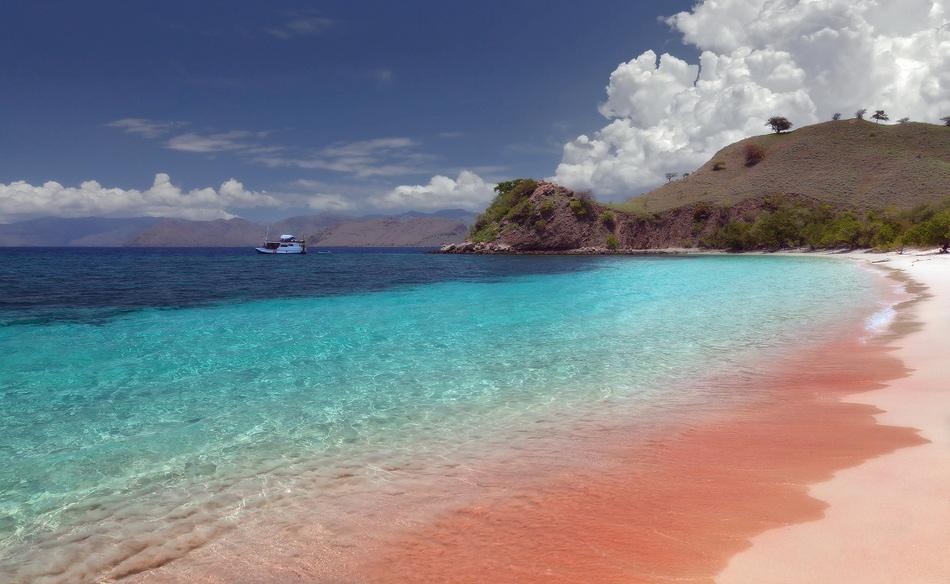 Харбор Самые необычные пляжи мира.