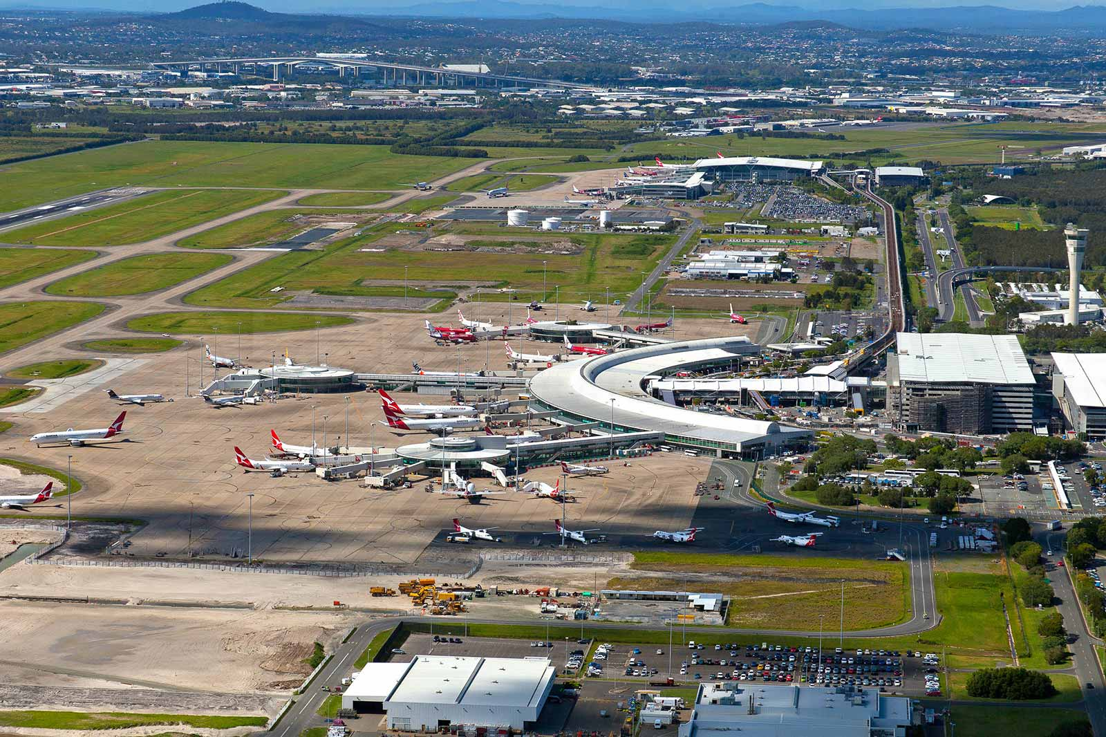 Брисбен аэропорт