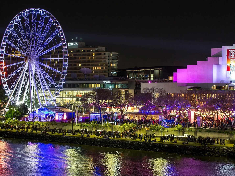 Колесо-Обозрения-The-Wheel-Of-Brisbane