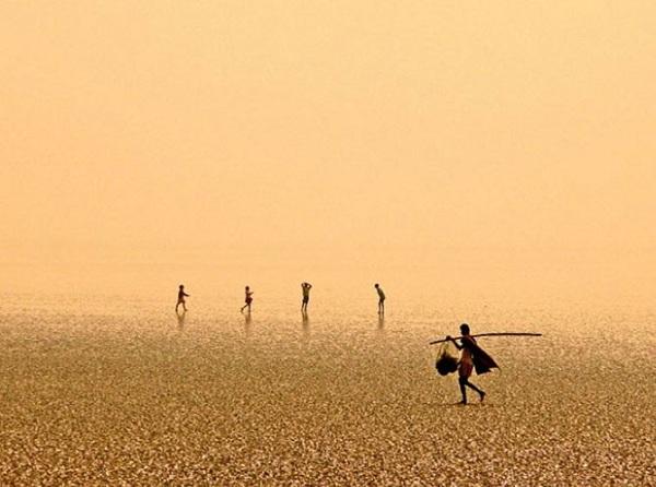 Chandipur Beach, Индия