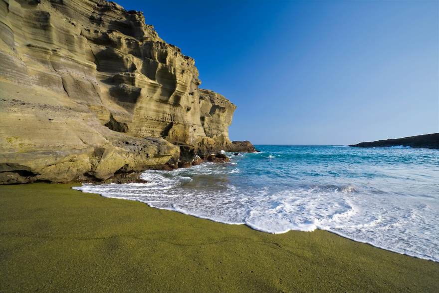 Самые необычные пляжи мира.