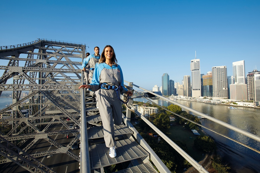 story-bridge достопримечательности Брисбена