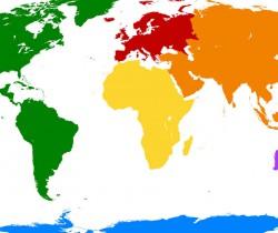 Столицы стран мира по алфавиту