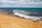 Золотой Пляж Феодосии. Как добраться. Карта