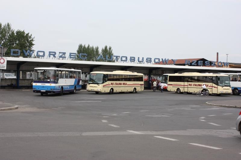 автовокзал Варшавы Dworzec Autobusowy