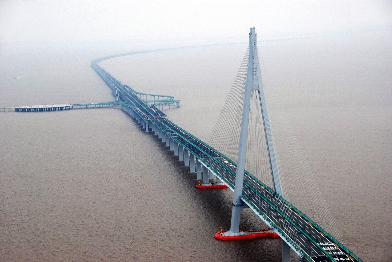 10 самые длинные мосты мира