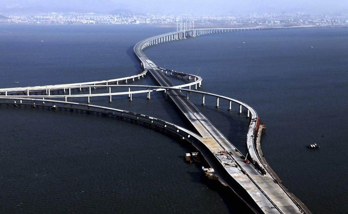 5 самые длинные мосты мира