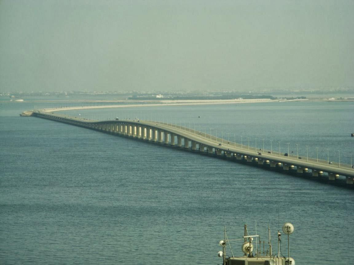 8 самые длинные мосты мира