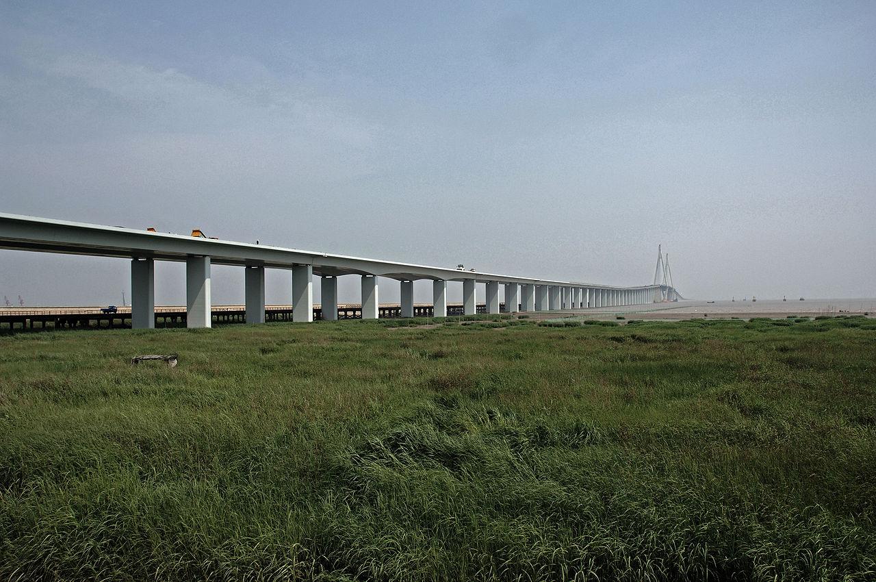 9 самые длинные мосты мира