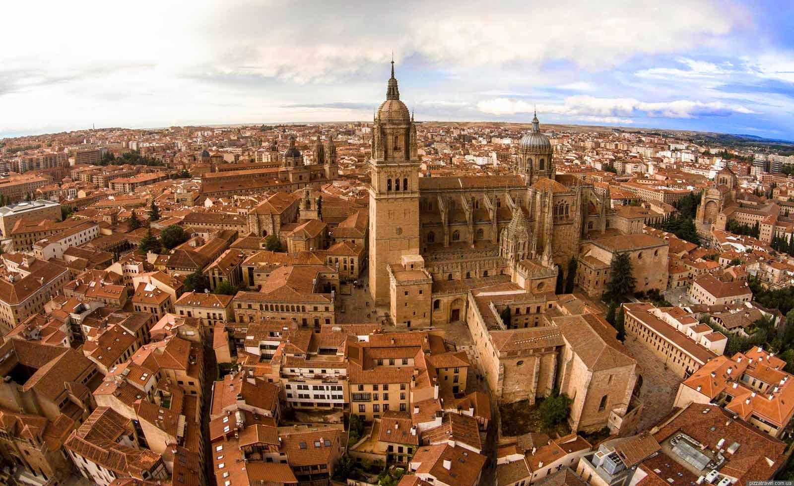 Саламанка — город эпохи Возрождения