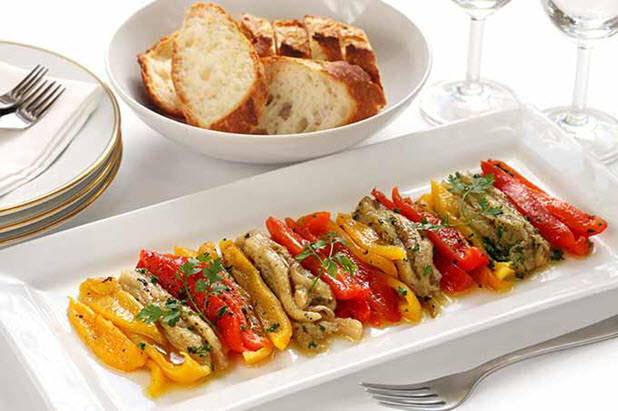 platos-tradicionales-espana-escalibada-catalana-food-grilled-marinated-vegetables