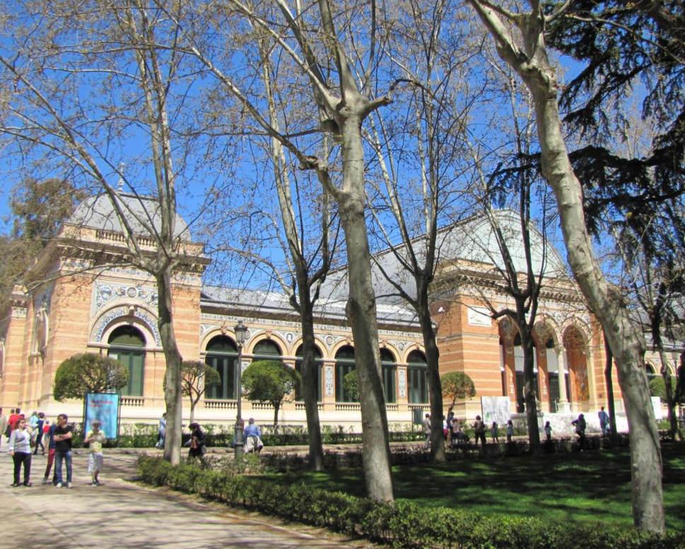 Дворец Веласкеса (Palacio de Velázquez)