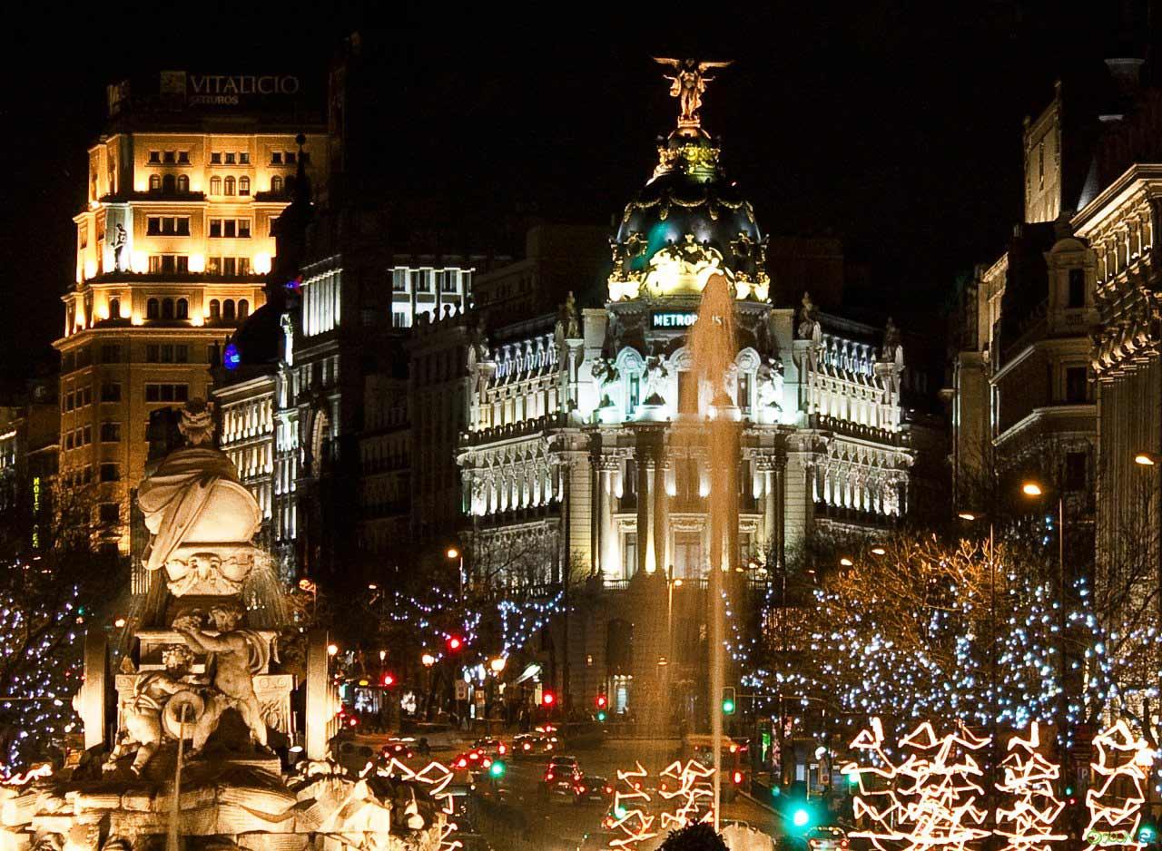 Испания-Новый-год