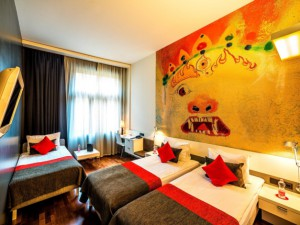 Лучшие отели Будапешта