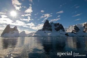 На все круизы в Антарктиду на теплоходах