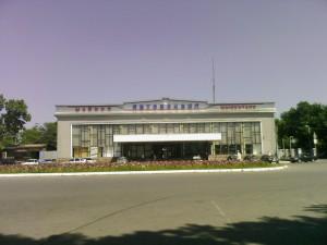Автовокзал г. Майкоп
