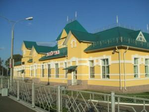 Жд вокзал - станция Алейская и Автовокзал