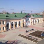ЖД Вокзал Абакан - Билеты Расписание