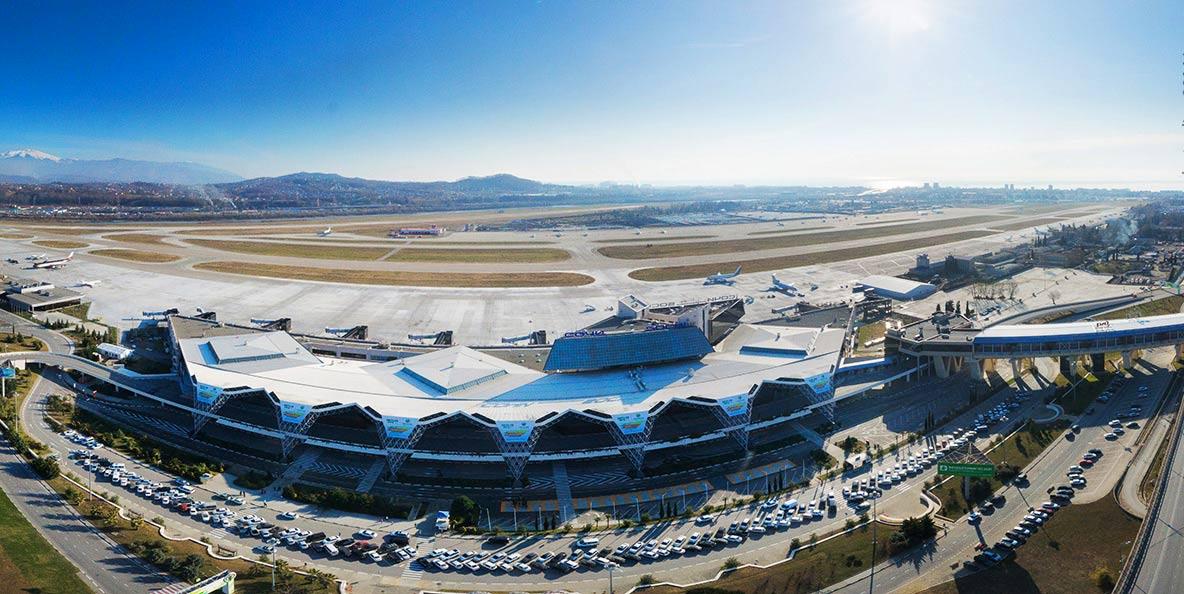 Аэропорт-Сочи Адлер
