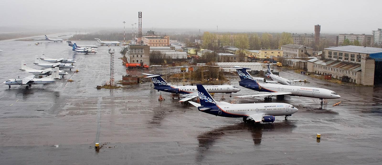 Аэропорт Талаги Архангельск (Arkhangelsk ...: kakdobratsyado.ru/country/rf/aeroports-rf/aeroport-talagi...
