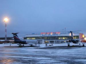 Аэропорт-Талаги-Архангельск2