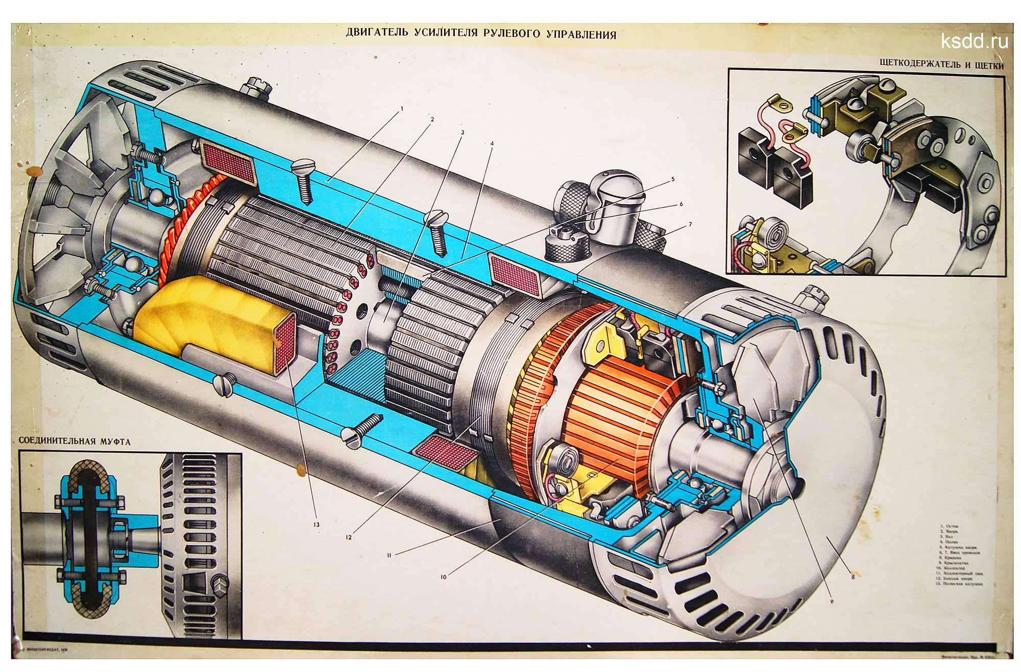 17.-Двигатель-усилителя-рулевого-управления
