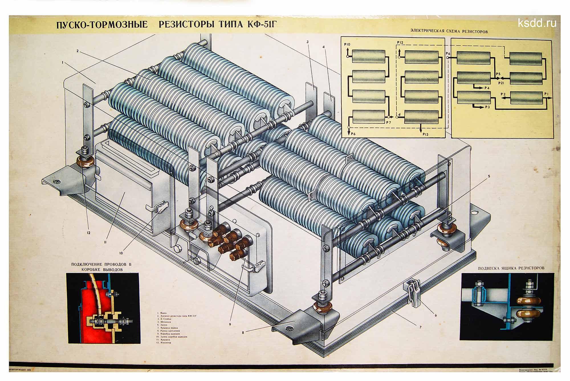 18.-Пуско-тормозные-резисторы-типа-КФ-51Г