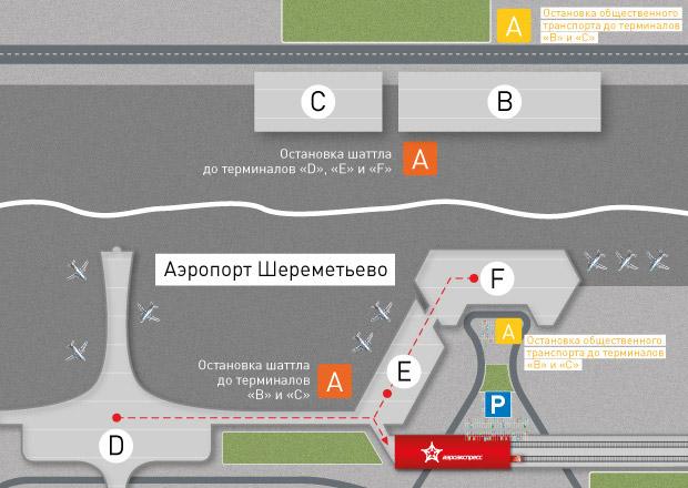 sheremetievo-аэропорт