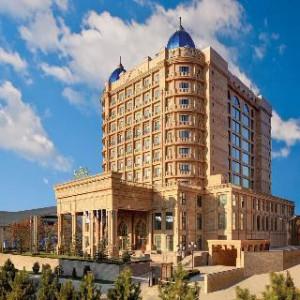 Гостиницы Шымкента
