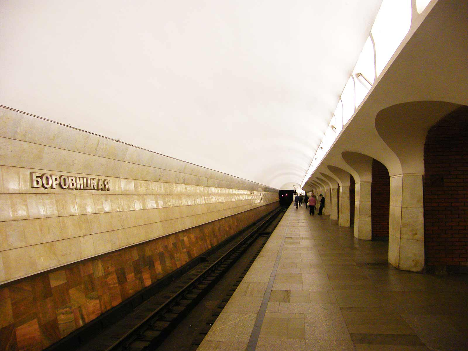 Метро-Боровицкая-фотографии3