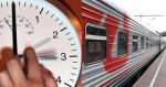 Поезд Томск-Белый Яр изменит расписание из-за перевода часов