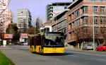 Маршруты троллейбуса №45 и автобуса №78 в Киеве временно изменятся
