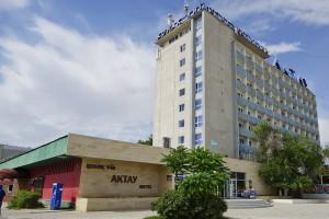 Гостиницы Актау