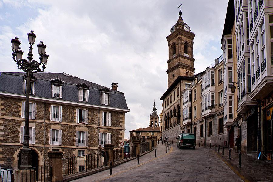 Город Витория, Испания