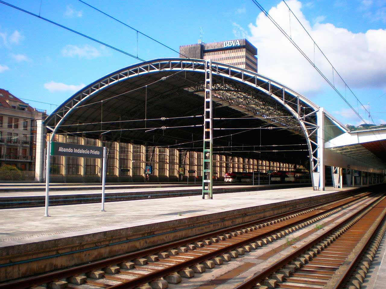 Бильбао-вокзал