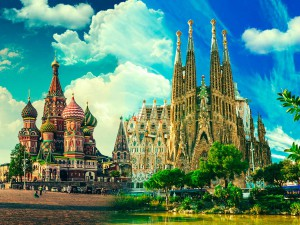 Москва-Барселона
