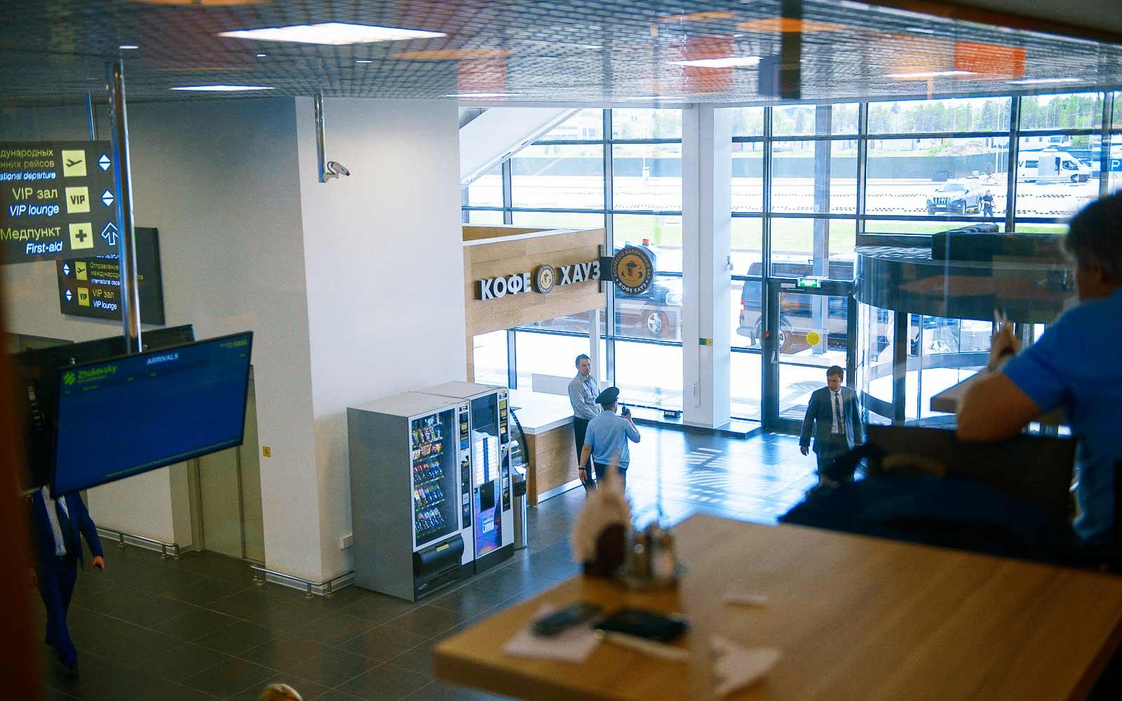 аэропорт-жуковский-фото
