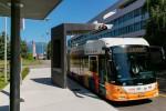 В Женеве запустят Электроавтобусы