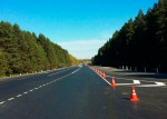 Участок федеральной трассы на подъезде к Томску открыт после масштабного ремонта
