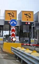 Трасса М-1 «Москва — Минск» становится безлюдной