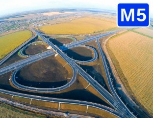 М5-трасса-Урал