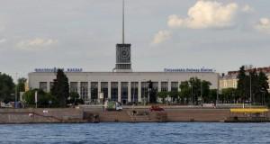 Финляндский ЖД Вокзал, Санкт-Петербург