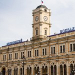Московский ЖД Вокзал Санкт-Петербург