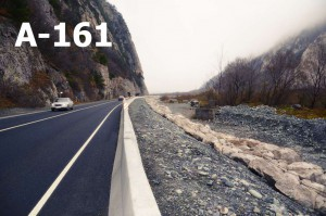 Дорога А-161 (Р301). Владикавказ — Нижний Ларс — граница с Грузией