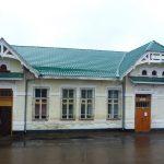 ЖД Вокзал Калманка, Алтайский край