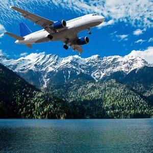 Самолетом в Абхазию