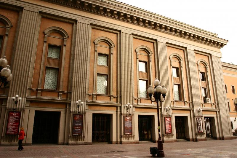 Государственный Академический Театр им. Е. Вахтангова