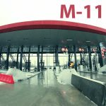 15 декабря 2017 года было открыто движение на участке трассы М-11 в обход Торжка